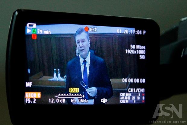 Защита беглого Януковича вернула Луценко уведомление о подозрении в госизмене