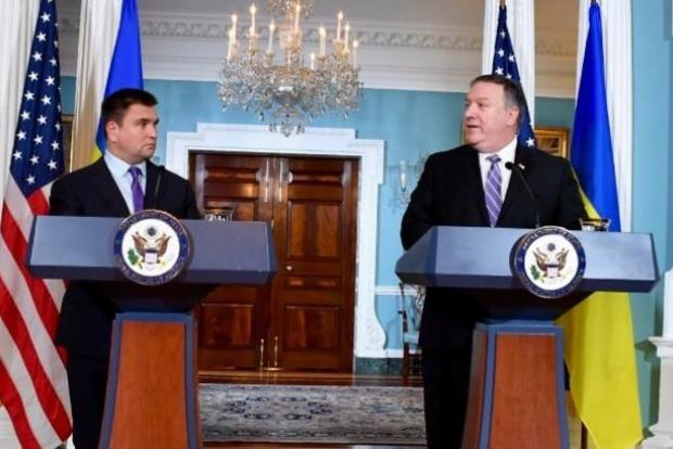 Климкин: США заявили, что Украина будет в НАТО