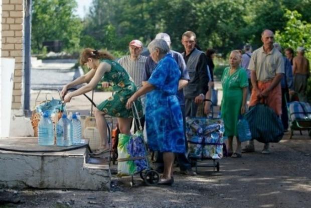 Главари «ДНР» изымают изсоцвыплат жителей задолженность закоммуналку
