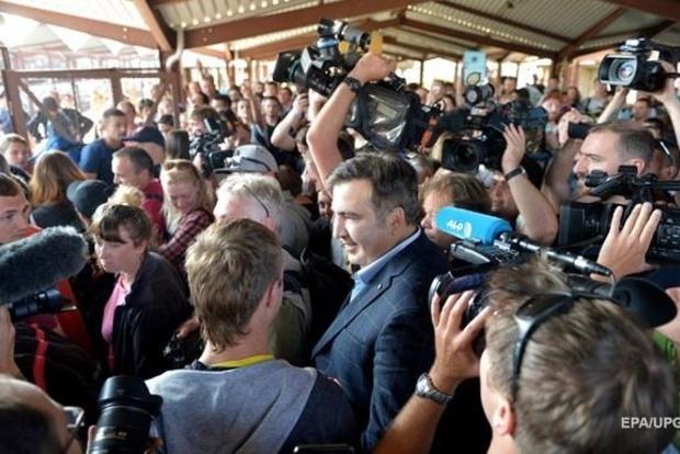 Саакашвили заявил, что его жизнь и свобода «под ударом»