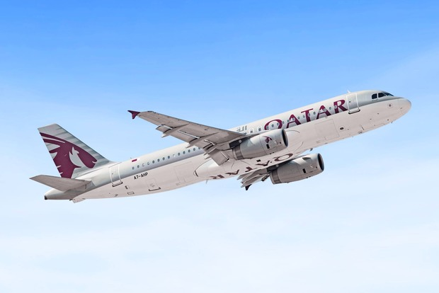 Авиакомпания Qatar Airways намерена начать летать в Украину