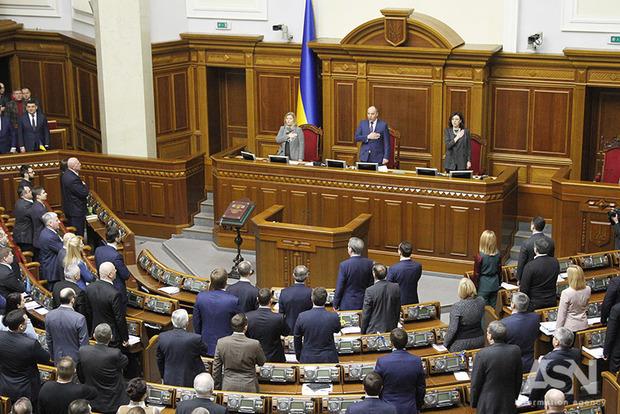 Из фракции Порошенко в Раде бегут депутаты