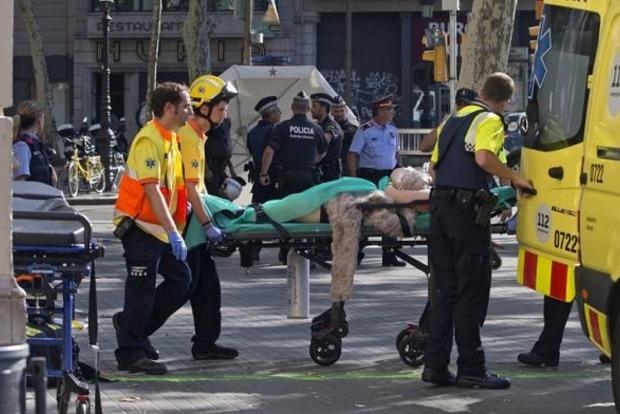 Теракт в Барселоне: погибли или пострадали граждане 24 стран