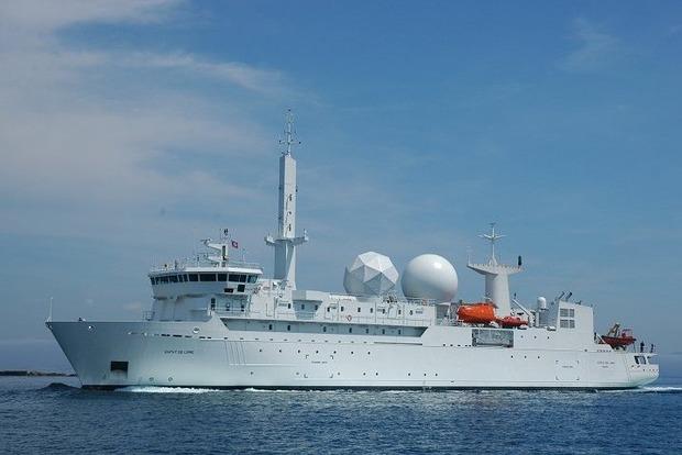 Корабль ВМС Франции атаковал российские С-400 в Крыму. НАТО планомерно вскрывает российские комплексы