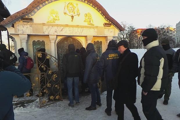 Скандал вокруг постройки УПЦМП вКиеве: власти сделали громкое объявление