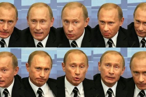 В Крыму засветилось сразу несколько двойников Путина: фото