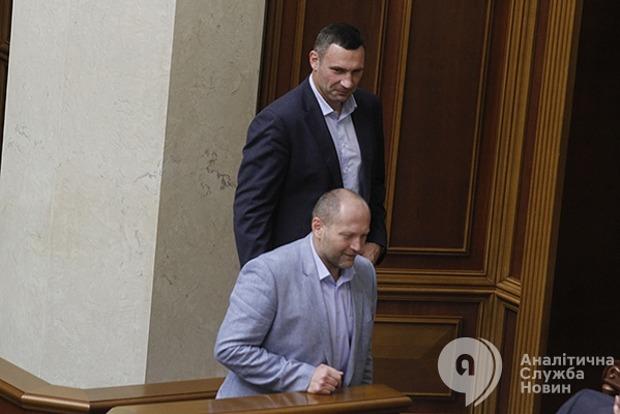 Второй тур выборов мэра в Киеве пройдет 15 ноября