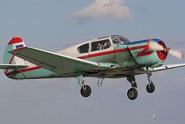 Под Москвой разбился самолет Як-54, есть погибшие