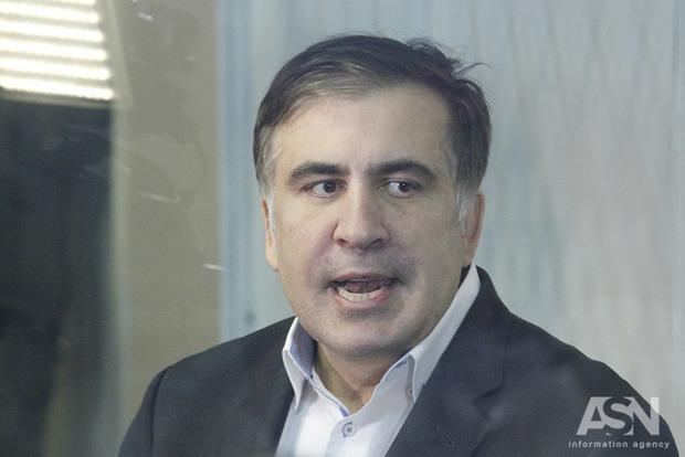 Саакашвили: «Яхочу поехать истать мэром Одессы»