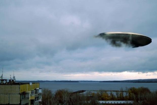 Жители Эстонии сняли на видео НЛО