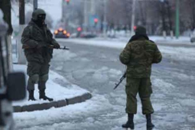 В оккупированном Донецке похоронили «шишку» боевиков