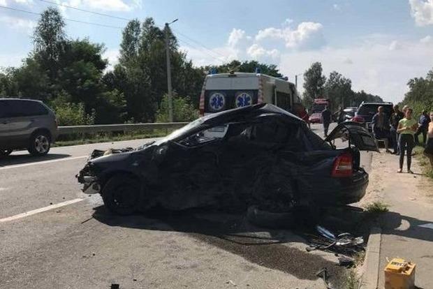 Полиция установила отсутствие вины охранника Дыминского в ДТП во Львове - Геращенко