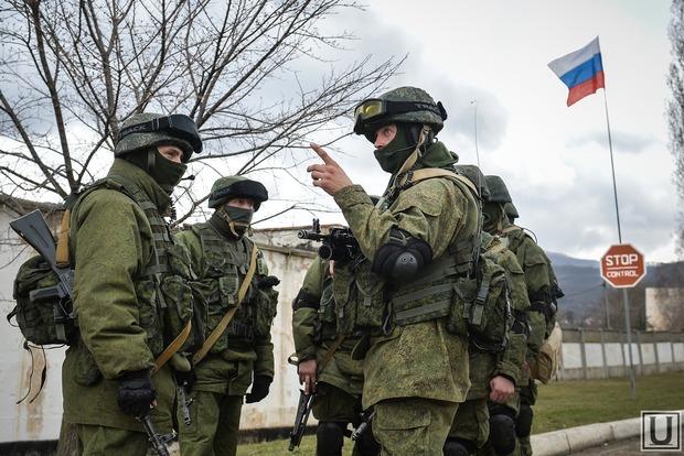 На Донбассе 30 российских офицеров понизят в званиях за продажу оружия