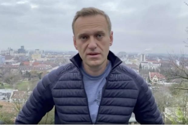 Навального заарештували на 30 днів