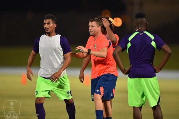 «Аль-Ахлі» Сергія Реброва виграв четвертий матч поспіль