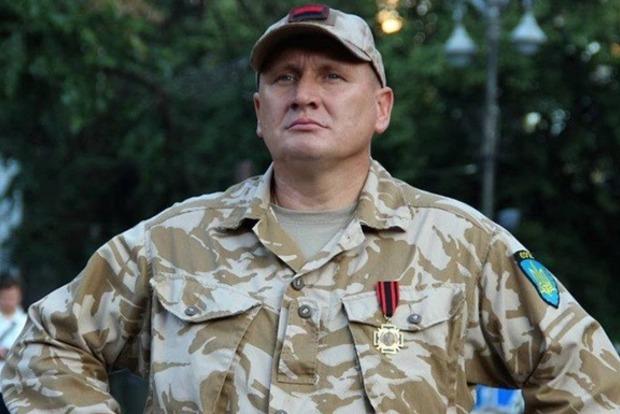 Руководитель ОУН Коханивский задержан в Киеве за драку со стрельбой