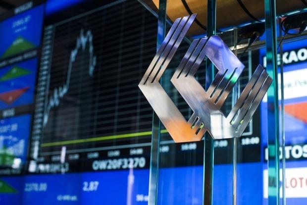 Варшавская биржа приостановила обращение акций трех холдингов Украины