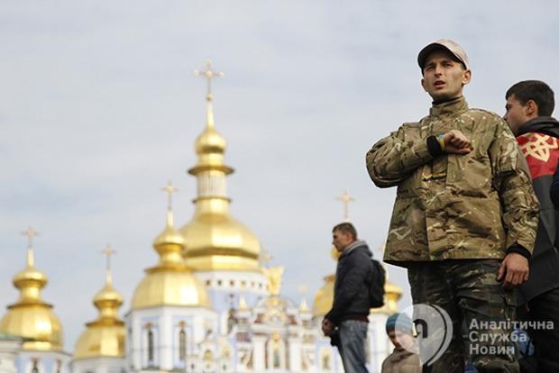 Украинцев будут учить патриотизму