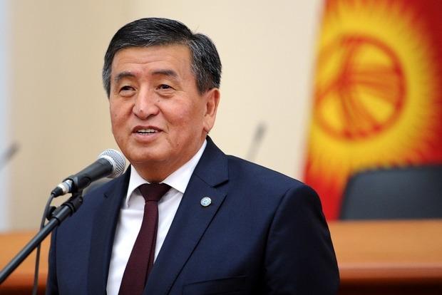 Впервые в истории киргизский президент мирно передал власть преемнику