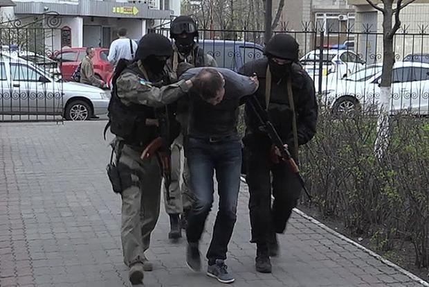 В Киеве задержан опасный преступник из России