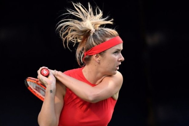 Свитолина вышла в полуфинал турнира в Торонто
