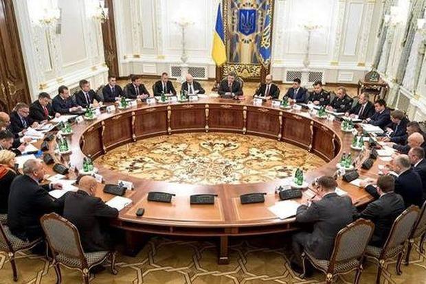 СНБО: Все силовые структуры в Украине работают в штатном режиме