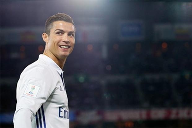 Криштиану Роналду признали лучшим спортсменом Европы