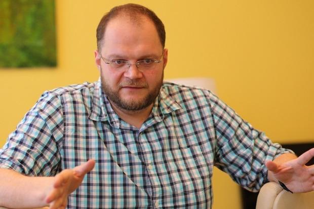 Внезапно. Уволился глава самого большого медиахолдинга Украины Владимир Бородянский