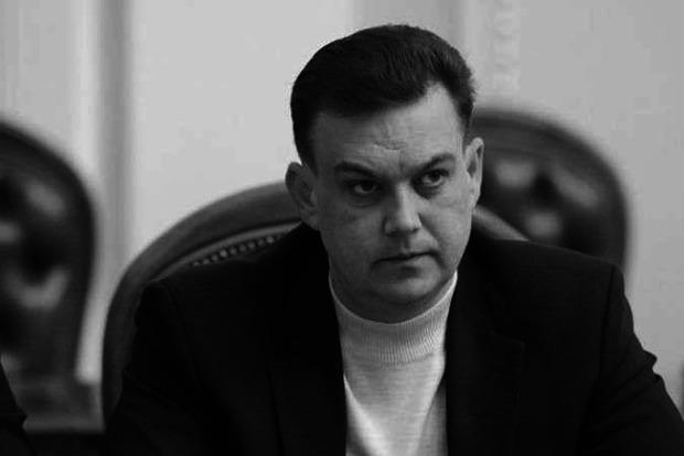 Появились первые кадры в места гибели мэра Кривого Рога