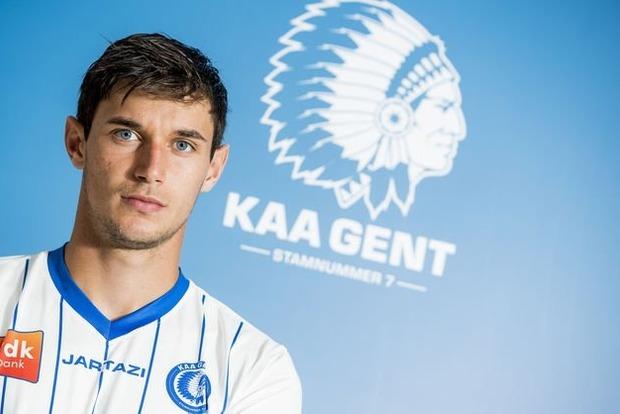 Форвард «Динамо» Яремчук стал игроком бельгийского «Гента»