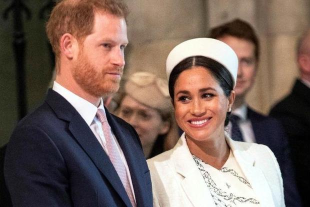 Ураган Меган. У ЗМІ з'явилися образливі прізвиська дружини принца Гаррі