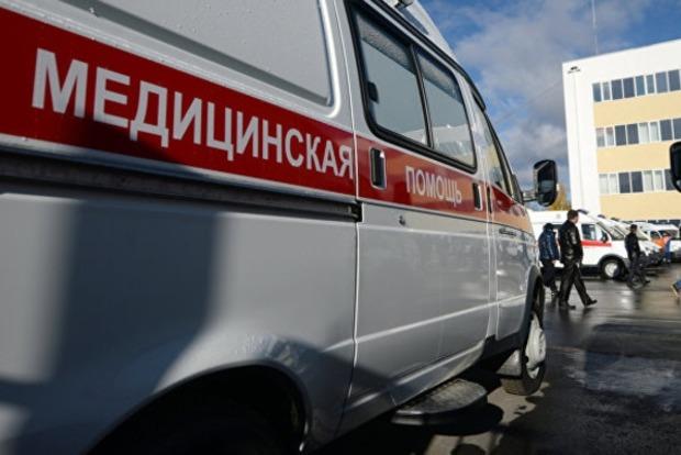В Башкирии прогремел сильный взрыв в бывшей воинской части