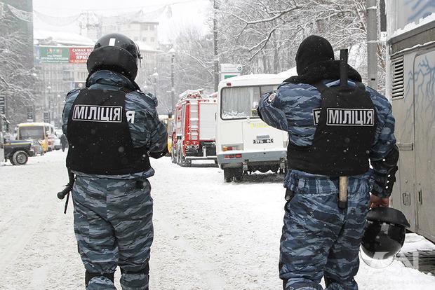 ГПУ расследует два производства по факту убийства и ранения милиционеров на Майдане
