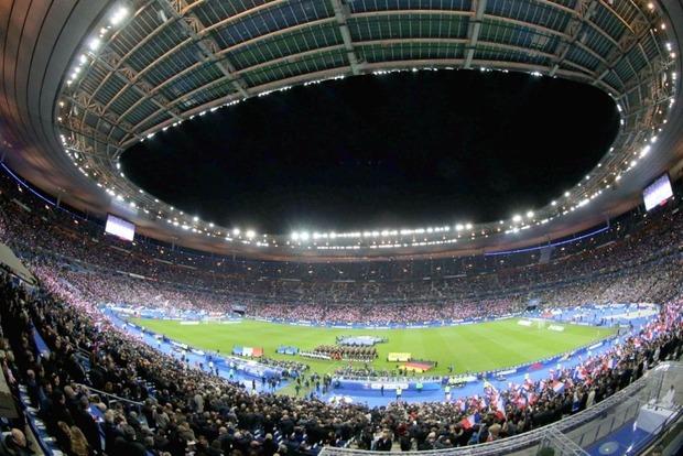 Во Франции на стадионе перед матчем Евро-2016 найден подозрительный предмет