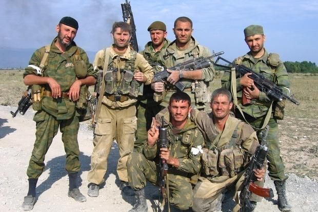 Доклад Яшина: Против ВСУ в Донецком аэропорту воевал «спецназ Кадырова»