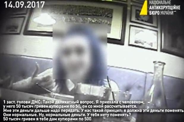 НАБУ опубликовало доказательства коррупции в Миграционной службе