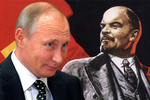 Путін прирівняв тіло Леніна у мавзолеї до мощей святих
