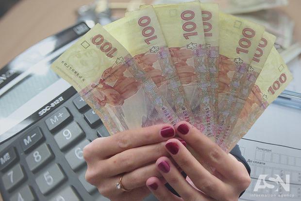 У украинцев будут отбирать еще часть зарплаты на старость