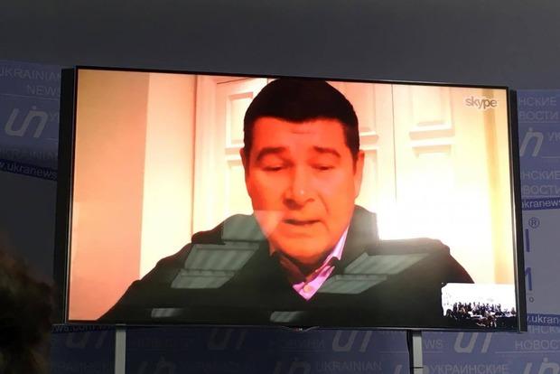 В НАБУ подтвердили скайп-встречу с Онищенко