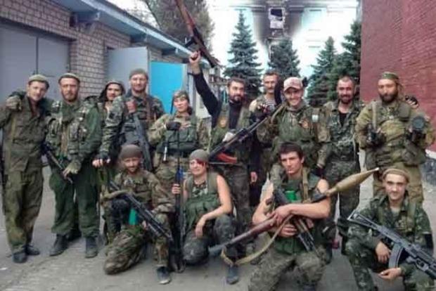 В Макеевке умерла снайпер «ДНР» из батальона «Восток»