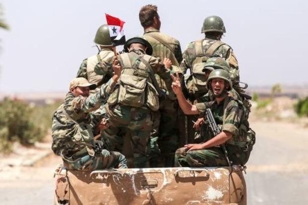 ІГІЛ вбила 35 російських і сирійських військових