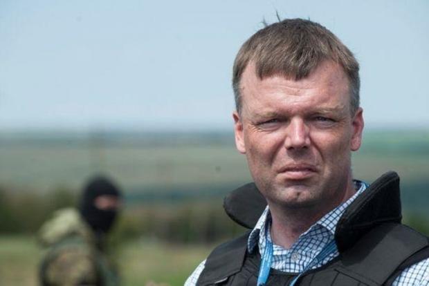 Миссия ОБСЕ видела наДонбассе людей сознаками отличия РФ