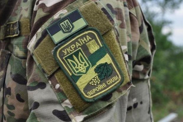 Сухопутные войска Украины усилили охрану воинских частей