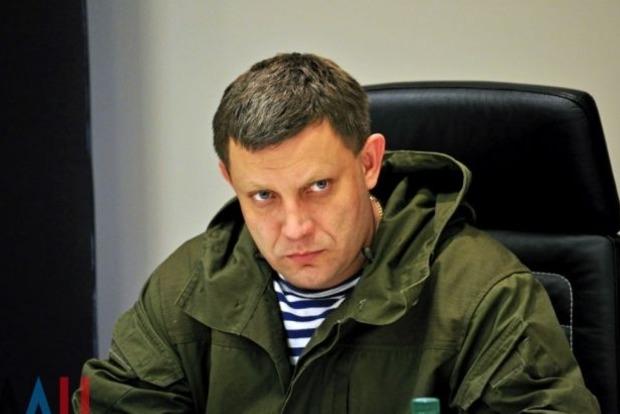 Глава «ДНР» прокомментировал «покушение» на себя
