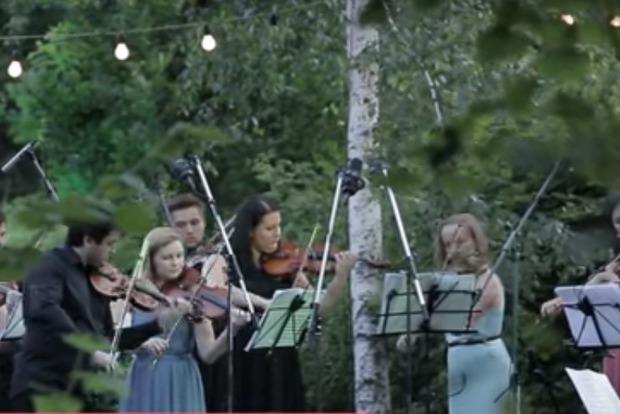 В Ботаническом саду Киева пройдет вечер классической музыки