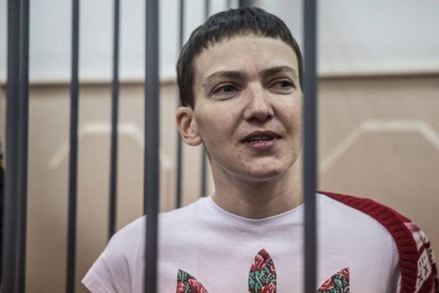 Савченко привезли в Донецкий суд