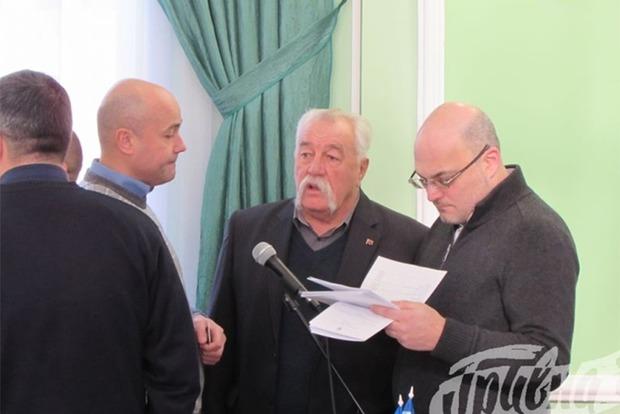 Херсонский облсовет не поддержал признание российской оккупации