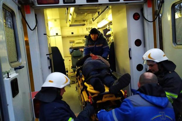 Лось спровоцировал ДТП в зоне ЧАЭС: пострадали четыре иностранца