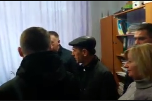 ГПУ успела спасти голову сельсовета от нанятого местным депутатом киллера