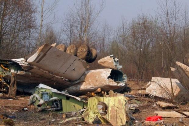 Смоленская катастрофа: на борту Ту-154 до его падения произошел взрыв